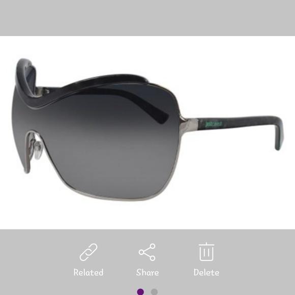 d85152e1aa JUST CAVALLI NEW Sheild Sunglasses